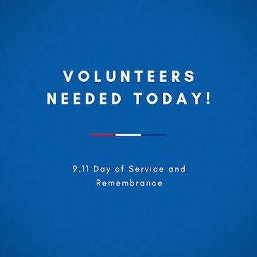 Volunteers Needed - Instagram Post template