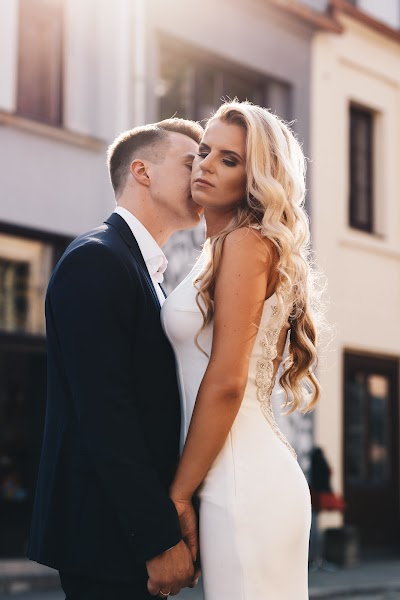 Bryllupsfotograf Živilė Poškutė (WhiteShotPhoto). Bilde av 02.11.2018