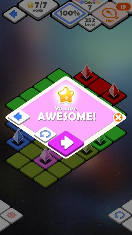 Cuby Link : Puzzle- screenshot