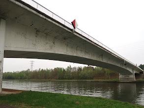 Photo: Pont vers Gellik
