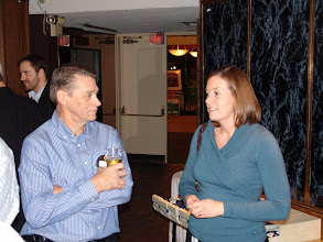 Photo: Robert Kilpatrick and Abbey Saunders - two of NRC's finest - at large