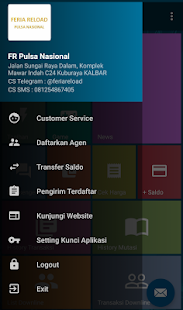 App FERIA RELOAD Pulsa Nasional APK for Windows Phone