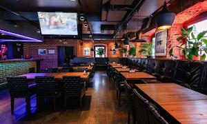 Ресторан Bar BQ Cafe на Пятницкой
