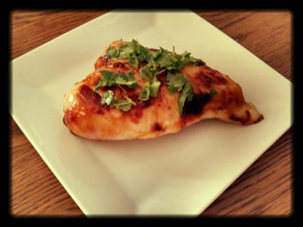 Miso And Peach Glazed Chicken Recipe