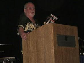 Photo: Apollo EECOM and no-nonsense NASA-autobiographer Sy Liebergot shares his thoughts on Apollo 13