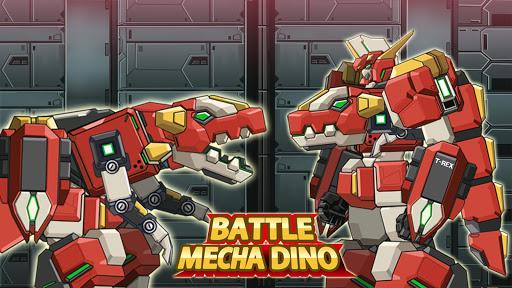 Robot force - Mechadino : Tyrannosaurus 1.2 screenshots 2