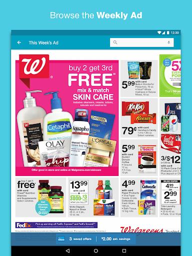 Walgreens screenshot 14