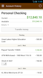 Patterson State Bank Mobile Screenshot 1