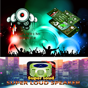 Download Super Loud Phone Volume (Speakers, Volume Booster) App For Android 4
