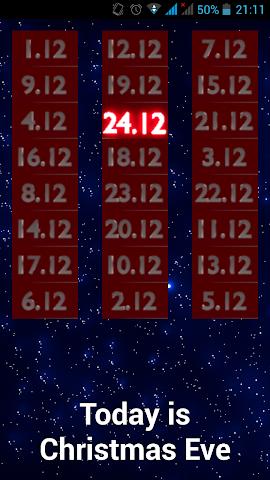 android Advent calendar Screenshot 0
