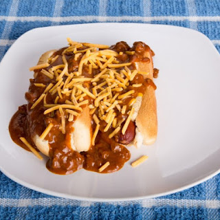 Slow Cooker Sweet And Tangy Hot Dogs.