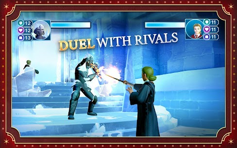 Harry Potter Hogwarts Mystery Mod Apk 2.9.1 [Unlimited Energy] 7