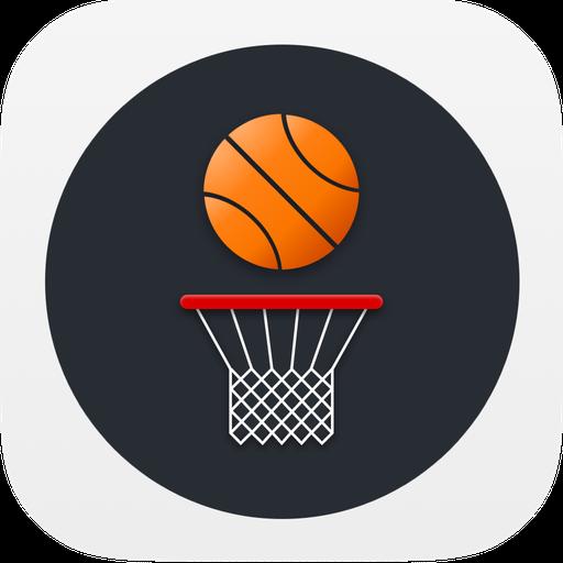 书籍のBasketball Guidelines LOGO-記事Game