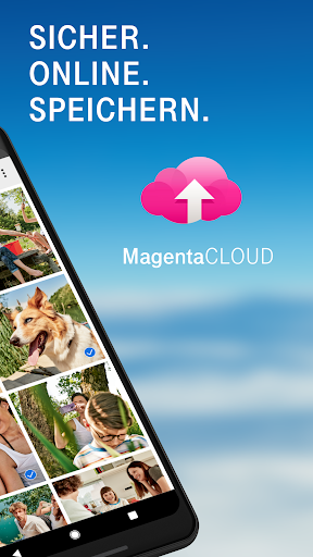 MagentaCLOUD 6.3.2 screenshots 2
