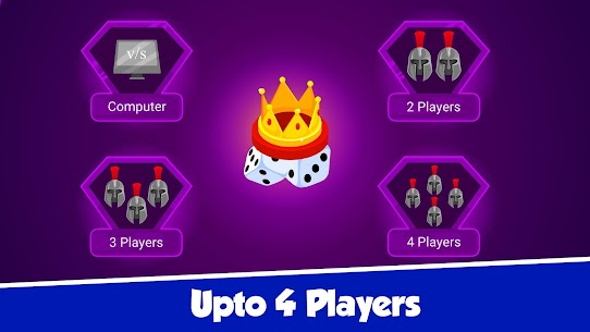 🎲 Ludo Game – Dice Board Games for Free 🎲 App Latest Version  Download For Android 5