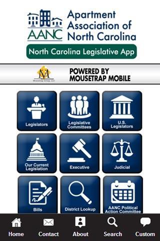 AANC Legislative App