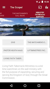 LIFTMinistries/Watchmen's Call - náhled