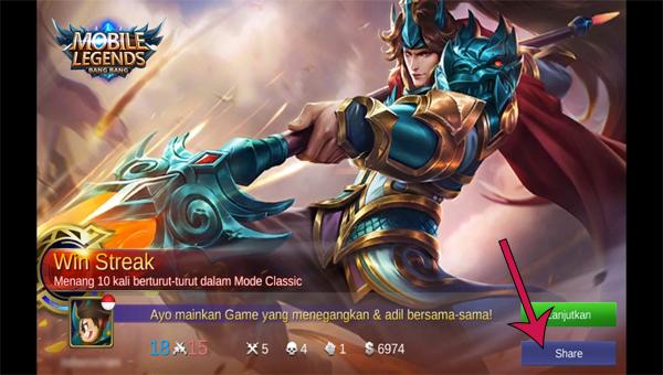 9900 Gambar Mobile Legends Mvp Gratis