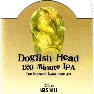 Logo of Dogfish Head 120 Minute IPA