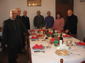 Photo: Pranzo di Natale in semplicità 25 dicembre 2011 Comunità di Boccadirio