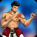 Mortal battle: Fighting games icon