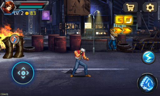 Fury Street 4- slaughter demon Screenshot
