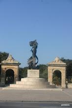 Photo: Pomnik niepodległości
