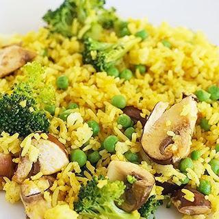 Easy Vegetable Curry [Vegan]
