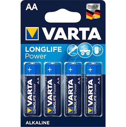 VARTA LONGLIFE Power AA/LR6 4-PACK