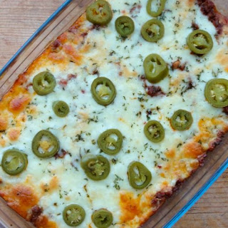Spicy Cheeseburger Casserole (Keto-Friendly)