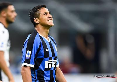 🎥 Alexis Sanchez profiteert van afwezigheid Lukaku en maakt er twee voor Inter