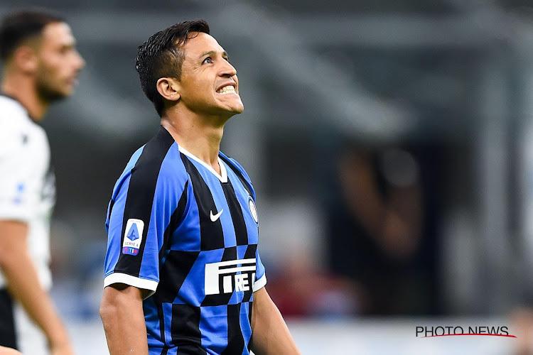 L'Inter perd bien Alexis Sanchez, qui se rend chez un grand spécialiste
