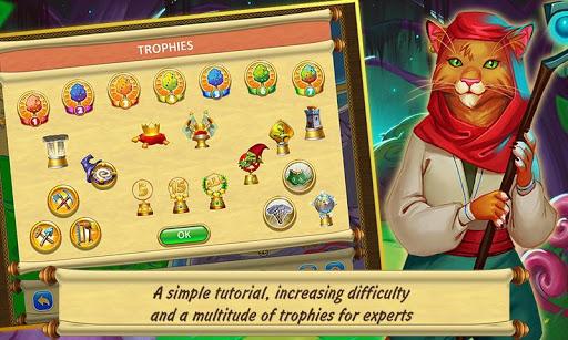 Télécharger Gratuit Gnomes Garden: The Thief of Castles  APK MOD (Astuce) screenshots 4