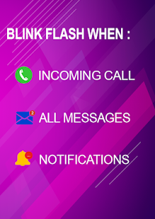 App Flash blink on Call, all messages & notifications APK for Windows Phone