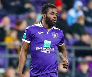 Sept mois plus tard, Kemar Lawrence fait son retour à Anderlecht