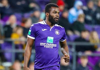 Anderlecht begint zich stilaan echt zorgen te maken om Kemar Lawrence