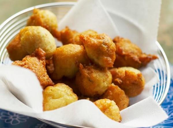 Bolinhos De Bacalhau (fried Salt Cod Cakes) Recipe