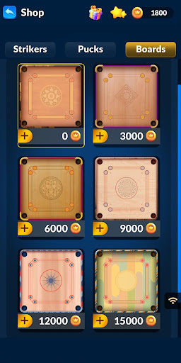 Carrom Royal - Multiplayer Carrom Board Pool Game apktram screenshots 17