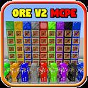 Ore Addon v2 for Minecraft PE icon