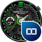 App launcher watchface Army icon