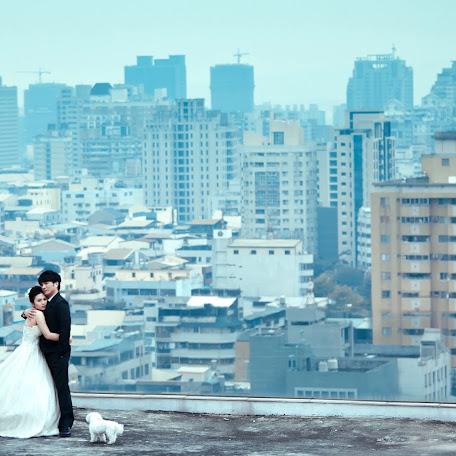婚礼摄影师 Kenji Wang (wang). 21.02.2014的图片
