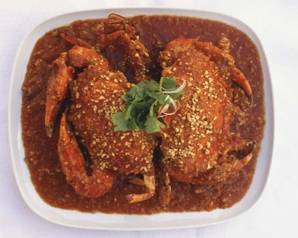 Singaporean Chili Crab Recipe
