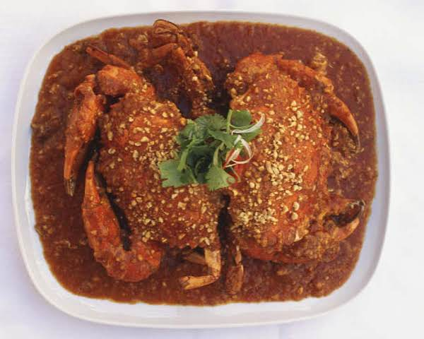 Singaporean Chili Crab Recipe