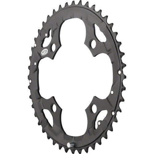 Shimano Deore FC-M532 44 Tooth 9-Speed Chainring