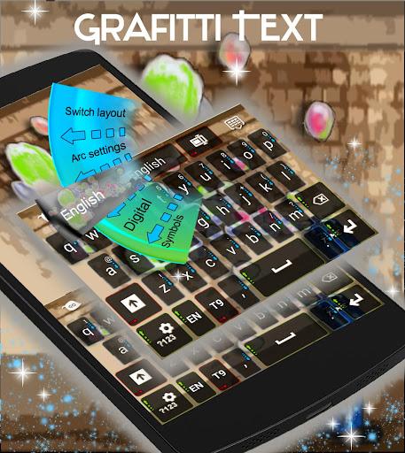 玩免費個人化APP|下載涂鸦文字键盘 app不用錢|硬是要APP