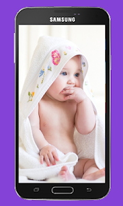 Baby Wallpapers Full HD screenshot 1