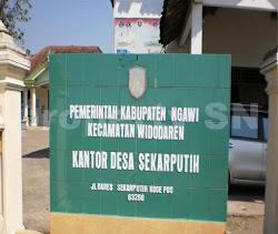 Profile desa sekarputih Ngawi