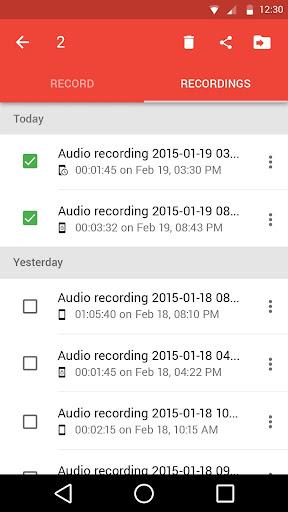 Audio Recorder for PC
