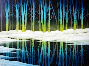 "Photo: 2607 Snow Birch. Unframe. Price: 18"" x 24"" $249.00"