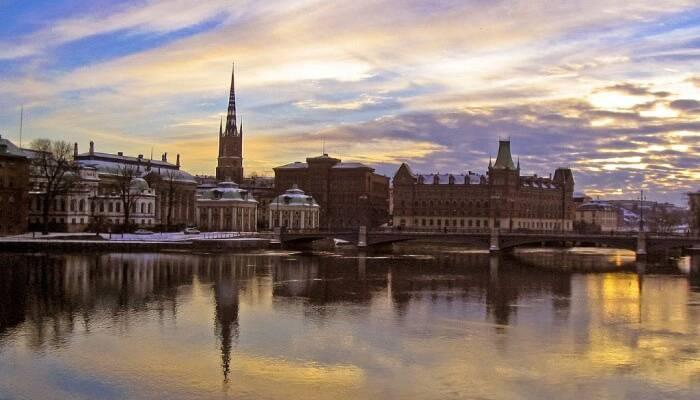 stockholm is venice of north
